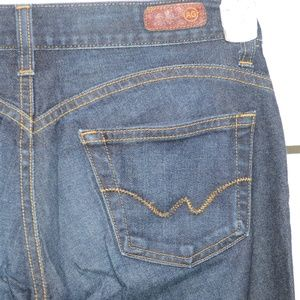 AG Adriano Goldschmied womens jean size 27 x 33